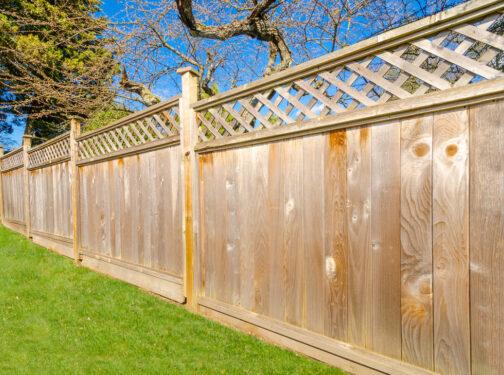 new vinyl fence installation Milton ma