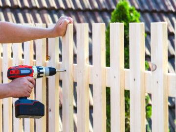 white vinyl fence installation Milton ma